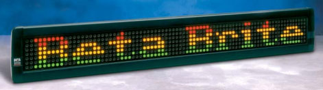betabrite classic led display