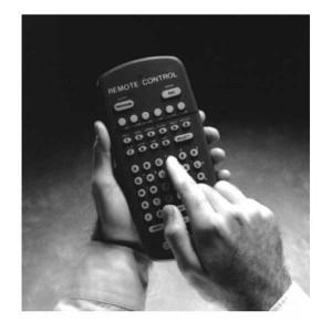alpha led sign remote control